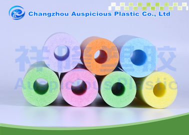 Closed Cell Pe Large Diameter Pool Noodles Various Color For Swimming Pool / Beach