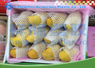 Perfect Protecting Material Epe Foam Fruit Net Packaging For Apple / Pear