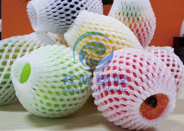 White EPE Foam Mesh Thick Fruit Foam Sleeve Net 7*18cm 10*20cm 20*8cm 30*10cm