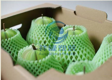 Colorful EPE Foam Net Cover Fruit Protection Packing ISO9001 / 2008 Certification