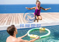 EPE Foam Swimming Pool Noodle Ring , Kids Swimming Noodle For Float Aid